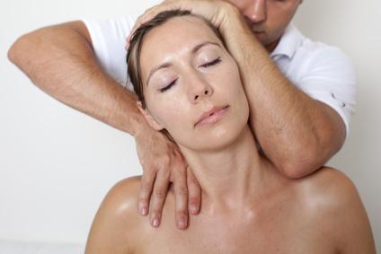 Osteopathie Nackenschmerzen